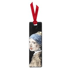 The Girl With The Pearl Earring Small Book Marks by Valentinaart