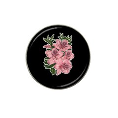 Orchid Hat Clip Ball Marker (10 Pack) by Valentinaart
