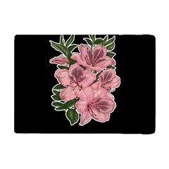 Orchid Apple Ipad Mini Flip Case by Valentinaart