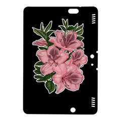 Orchid Kindle Fire Hdx 8 9  Hardshell Case by Valentinaart