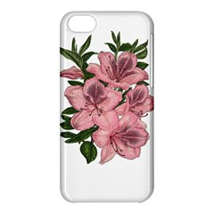 Orchid Apple Iphone 5c Hardshell Case by Valentinaart