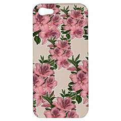 Orchid Apple Iphone 5 Hardshell Case by Valentinaart
