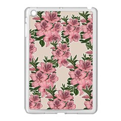 Orchid Apple Ipad Mini Case (white) by Valentinaart