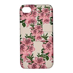 Orchid Apple Iphone 4/4s Hardshell Case With Stand by Valentinaart