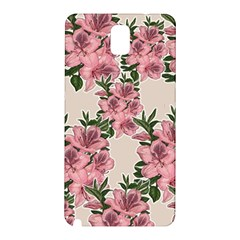 Orchid Samsung Galaxy Note 3 N9005 Hardshell Back Case by Valentinaart