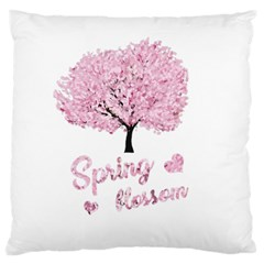 Spring Blossom  Standard Flano Cushion Case (two Sides) by Valentinaart
