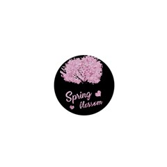 Spring Blossom  1  Mini Buttons by Valentinaart