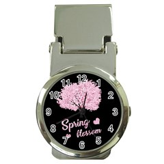 Spring Blossom  Money Clip Watches by Valentinaart