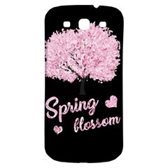 Spring Blossom  Samsung Galaxy S3 S Iii Classic Hardshell Back Case by Valentinaart