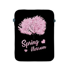 Spring Blossom  Apple Ipad 2/3/4 Protective Soft Cases by Valentinaart