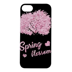 Spring Blossom  Apple Iphone 5s/ Se Hardshell Case by Valentinaart