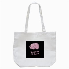 Spring Blossom  Tote Bag (white) by Valentinaart