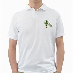 Plant Mom Golf Shirts by Valentinaart