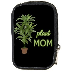 Plant Mom Compact Camera Cases by Valentinaart