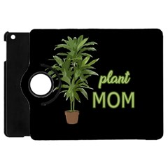 Plant Mom Apple Ipad Mini Flip 360 Case by Valentinaart