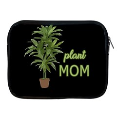 Plant Mom Apple Ipad 2/3/4 Zipper Cases by Valentinaart