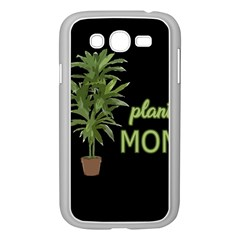 Plant Mom Samsung Galaxy Grand Duos I9082 Case (white) by Valentinaart