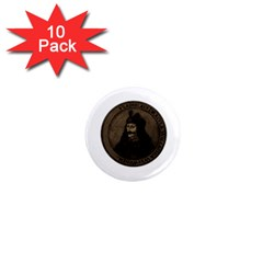 Count Vlad Dracula 1  Mini Magnet (10 Pack)  by Valentinaart