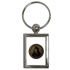 Count Vlad Dracula Key Chains (rectangle)  by Valentinaart