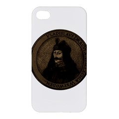 Count Vlad Dracula Apple Iphone 4/4s Hardshell Case by Valentinaart