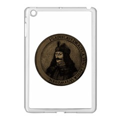 Count Vlad Dracula Apple Ipad Mini Case (white) by Valentinaart