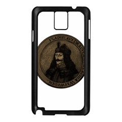 Count Vlad Dracula Samsung Galaxy Note 3 N9005 Case (black) by Valentinaart