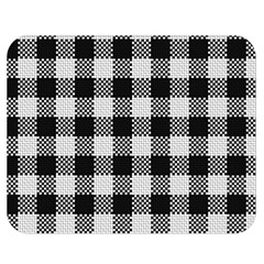 Plaid Pattern Double Sided Flano Blanket (medium)  by ValentinaDesign
