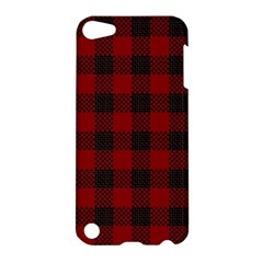 Plaid Pattern Apple Ipod Touch 5 Hardshell Case by ValentinaDesign