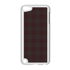 Plaid Pattern Apple Ipod Touch 5 Case (white) by ValentinaDesign