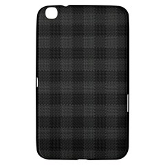 Plaid Pattern Samsung Galaxy Tab 3 (8 ) T3100 Hardshell Case  by ValentinaDesign