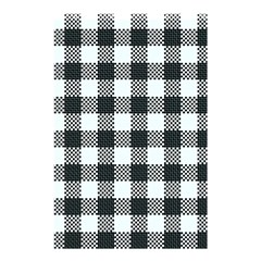Plaid Pattern Shower Curtain 48  X 72  (small)  by ValentinaDesign