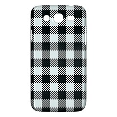 Plaid Pattern Samsung Galaxy Mega 5 8 I9152 Hardshell Case  by ValentinaDesign