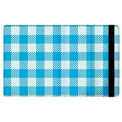 Plaid Pattern Apple Ipad 2 Flip Case by ValentinaDesign