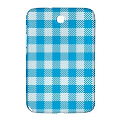 Plaid Pattern Samsung Galaxy Note 8 0 N5100 Hardshell Case  by ValentinaDesign