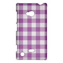 Plaid Pattern Nokia Lumia 720 by ValentinaDesign