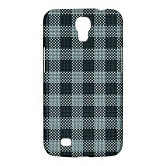 Plaid Pattern Samsung Galaxy Mega 6 3  I9200 Hardshell Case by ValentinaDesign