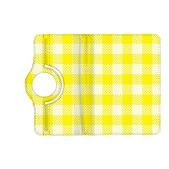 Plaid Pattern Kindle Fire Hd (2013) Flip 360 Case by ValentinaDesign