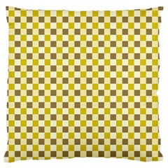 Plaid Pattern Standard Flano Cushion Case (two Sides) by ValentinaDesign