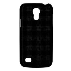 Plaid Pattern Galaxy S4 Mini by ValentinaDesign