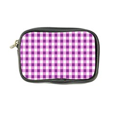 Plaid Pattern Coin Purse by ValentinaDesign
