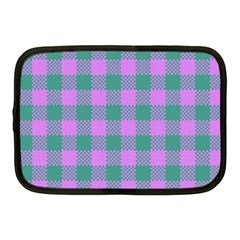Plaid Pattern Netbook Case (medium)  by ValentinaDesign