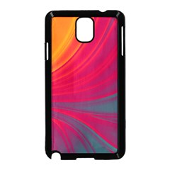 Colors Samsung Galaxy Note 3 Neo Hardshell Case (black) by ValentinaDesign