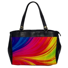 Colors Office Handbags by ValentinaDesign