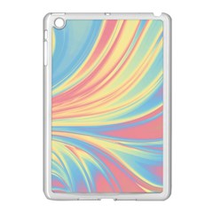 Colors Apple Ipad Mini Case (white) by ValentinaDesign