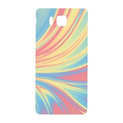 Colors Samsung Galaxy Alpha Hardshell Back Case by ValentinaDesign