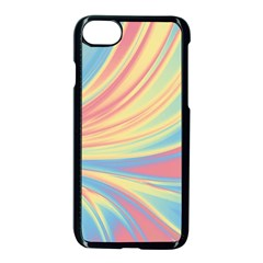 Colors Apple Iphone 7 Seamless Case (black)