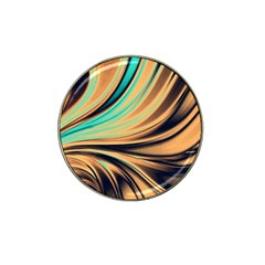 Colors Hat Clip Ball Marker by ValentinaDesign