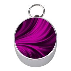 Colors Mini Silver Compasses by ValentinaDesign