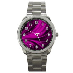 Colors Sport Metal Watch by ValentinaDesign