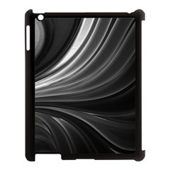 Colors Apple Ipad 3/4 Case (black) by ValentinaDesign